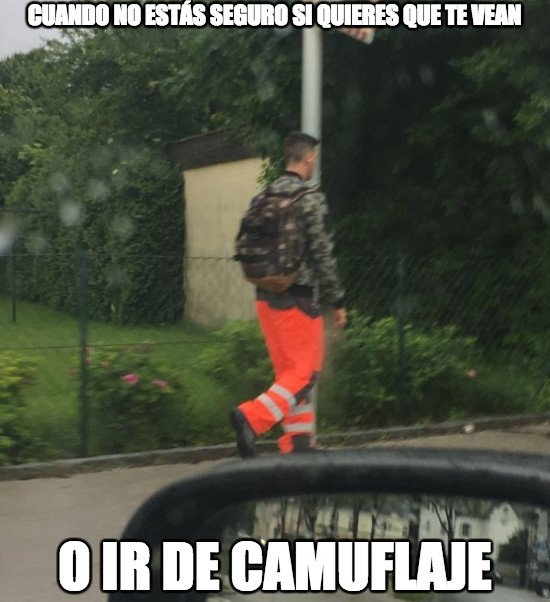 Meme_otros - Indecisión por la calle