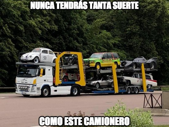 Meme_otros - Necesito ser conductor de ese camión