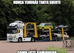 Enlace a Necesito ser conductor de ese camión