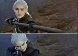 Enlace a Daenerys en la cocina