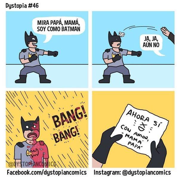 Otros - Jugando a ser Batman