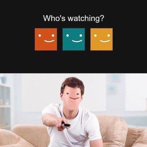 Meme_otros - Netflix y sus avatares