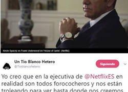 Enlace a La solución de Netflix para arreglar el acoso en sus rodajes