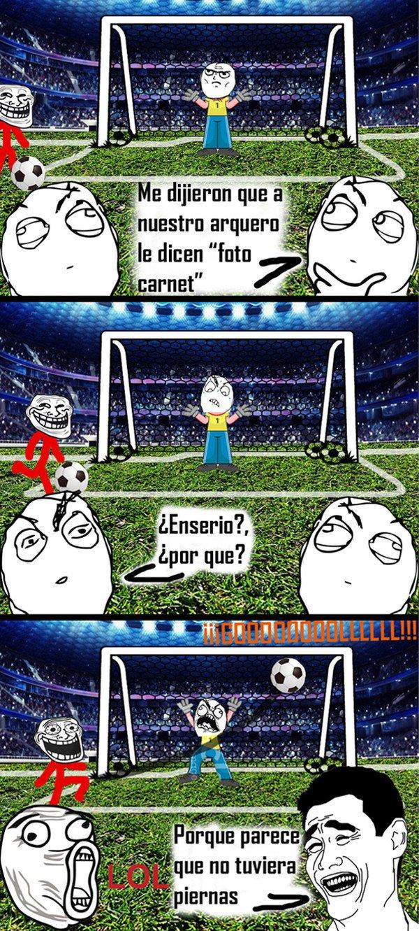 Yao - Mundial de fútbol