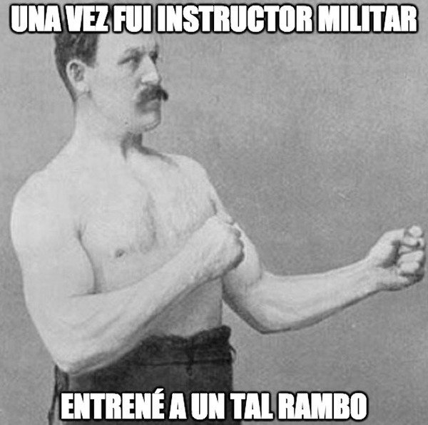 Overly_manly_man - Instrucción militar