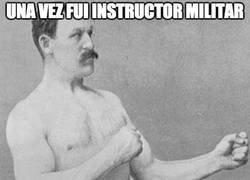 Enlace a Instrucción militar