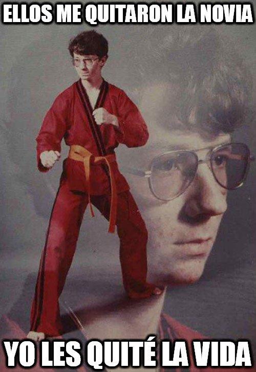 Karate_kyle - Cuidado con él