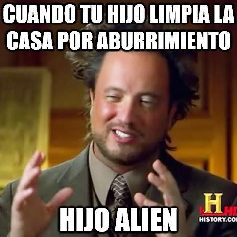 Ancient_aliens - ¿Pero qué haces?