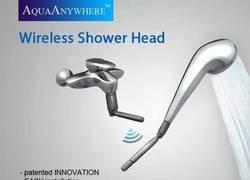 Enlace a La alcachofa de la ducha inalámbrica