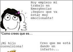 Enlace a El emocionante trabajo de emergencias