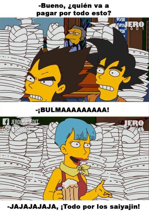 Otros - Bulma se encarga de todo