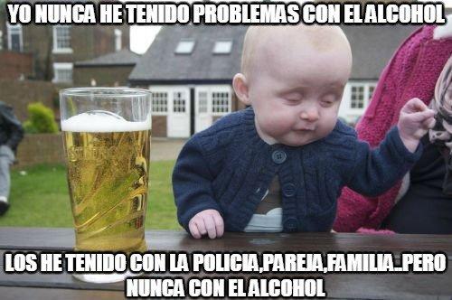 Bebe_borracho - Problemas con el alcohol