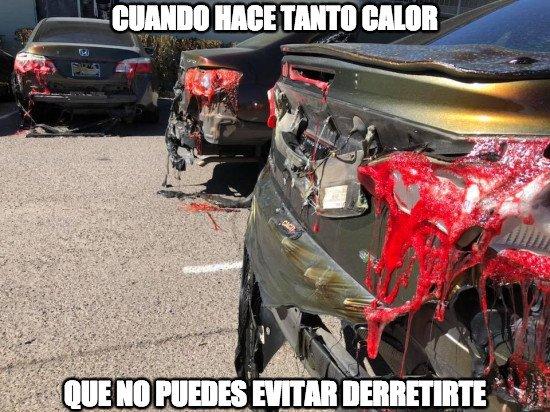 Meme_otros - Los coches no aguantan