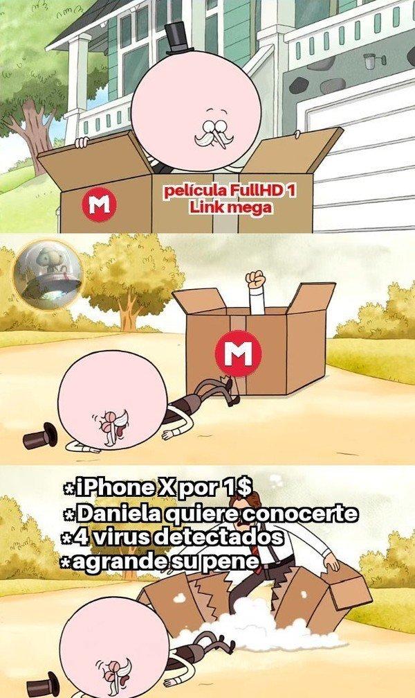 Meme_otros - Típico de MEGA