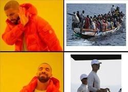 Enlace a Nos quejamos de los inmigrantes, pero no de los viajes, deportes, comidas... que le pagamos al Rey