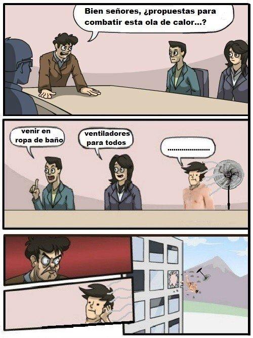 Meme_otros - Cuando tomas tus propias decisiones antes de que el jefe las apruebe