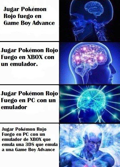 Meme_otros - Emuladores a máximo poder