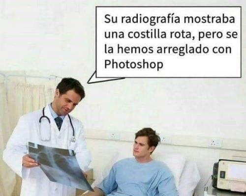Meme_otros - El Photoshop lo arregla todo