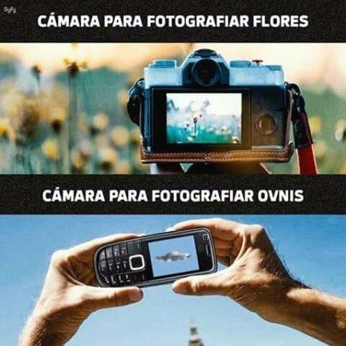 Meme_otros - Cámaras para hacer fotos