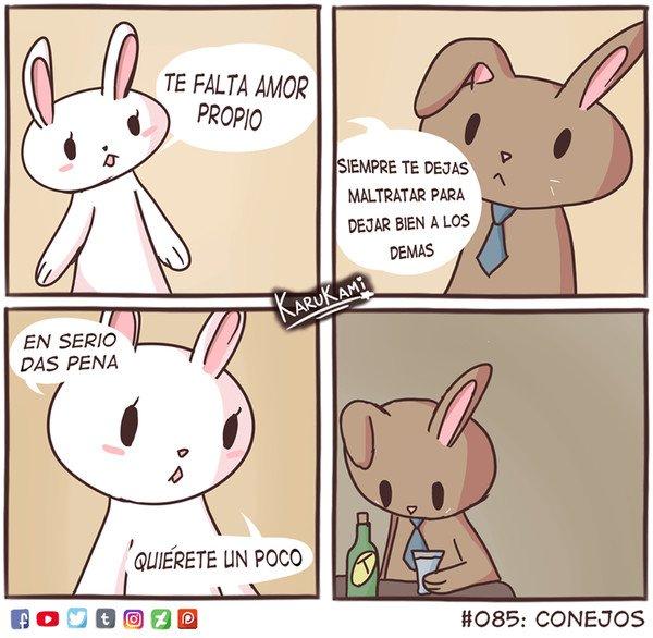 Otros - Los consejos de los conejos