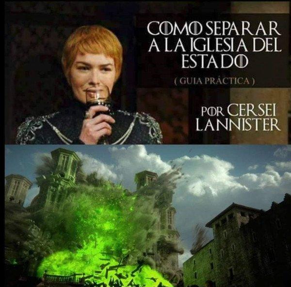 Meme_otros - Haz caso a Cersei