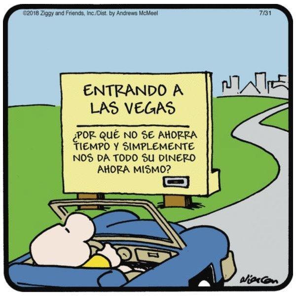 Otros - Ahorrando tiempo antes de entrar en Las Vegas