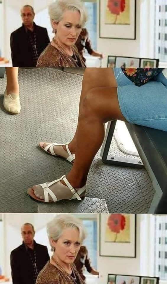 Meme_otros - ¿Pero qué tipo de moda es esa?