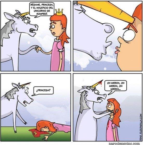 Otros - Y desde entonces los unicornios no existen