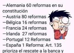 Enlace a En España la constitución ni se mira ni se toca