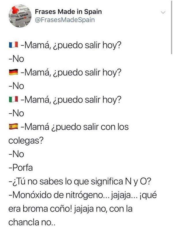 Otros - Típico de madres españolas