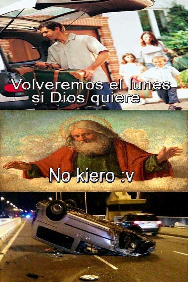Meme_otros - Dios es un troll