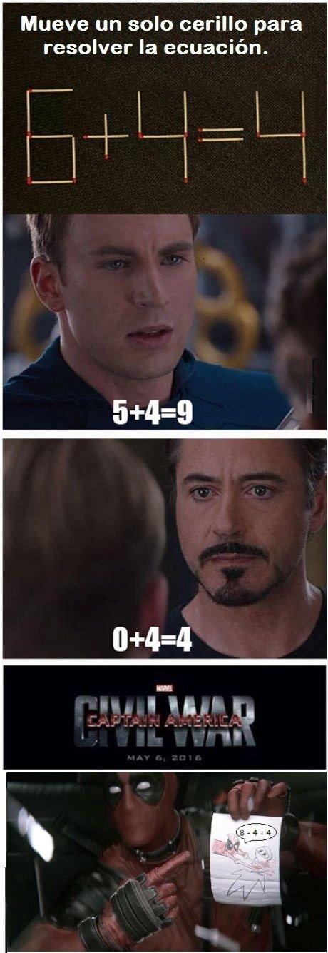 Meme_otros - Guerra en internet por esta ecuación