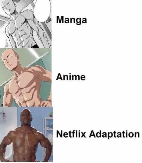 Meme_otros - Netflix estate quieta por favor