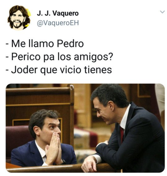 Meme_otros - Lo de Albert Rivera ya se pasa de la raya