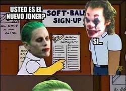 Enlace a No hace falta mucho para ser mejor Joker que él