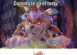 Enlace a Bowser hace all in