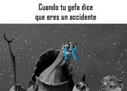 Enlace a No eres un accidente