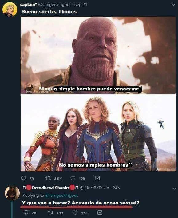 Meme_otros - Los tiempos que vienen en los superhéroes