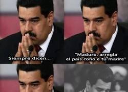 Enlace a Maduro no puede más