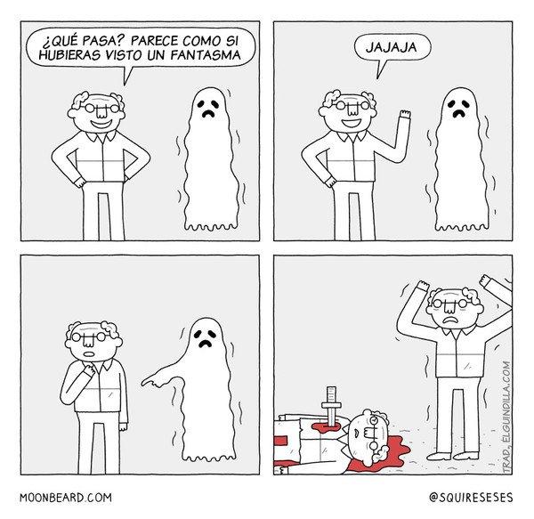 Otros - Fantasma a la vista