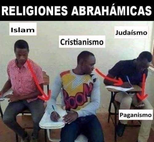 Meme_otros - Resumen de las religiones
