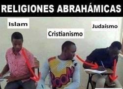 Enlace a Resumen de las religiones