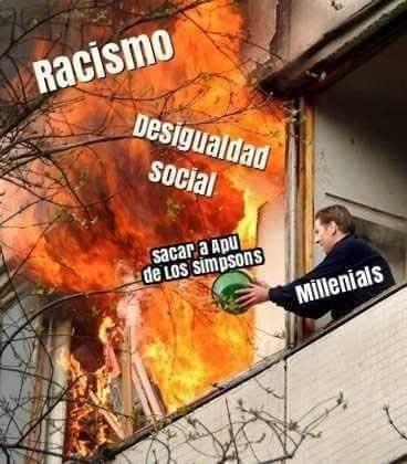 Meme_otros - Los millenials siguen ofendidos