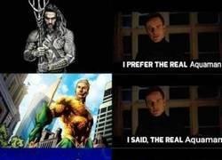 Enlace a El Aquaman que a todos nos gusta