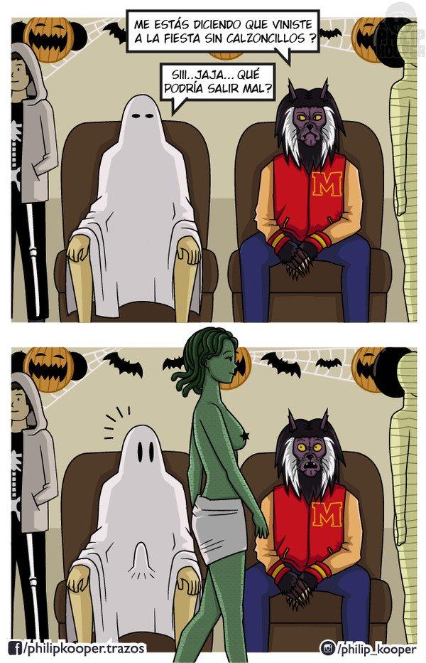 Otros - ¡Feliz Halloween!