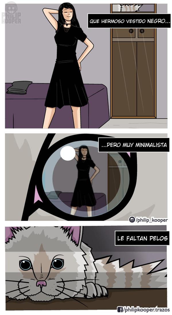 Otros - Vestido negro