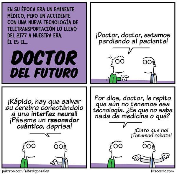 Otros - Un médico en una época equivocada
