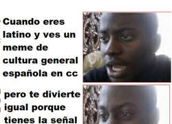 Enlace a Por la globalizacíon ahora todos pueden entender los memes españoles