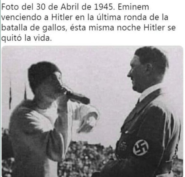Meme_otros - El día en que Hitler lo perdió todo
