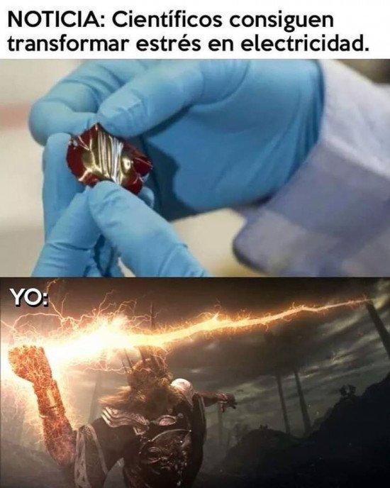 Meme_otros - Resulta que soy Thor